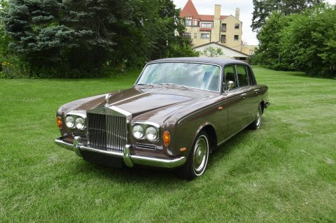 VERY RARE 1969 Rolls Royce Silver Shadow for sale