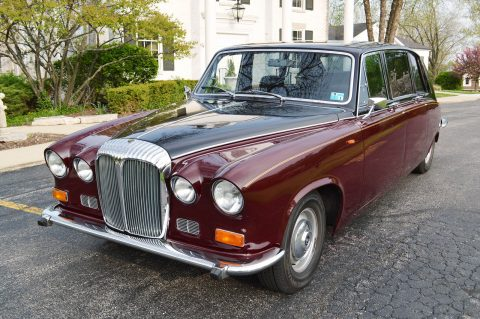 VERY RARE 1985 Jaguar Daimler DS 420 Limousine for sale