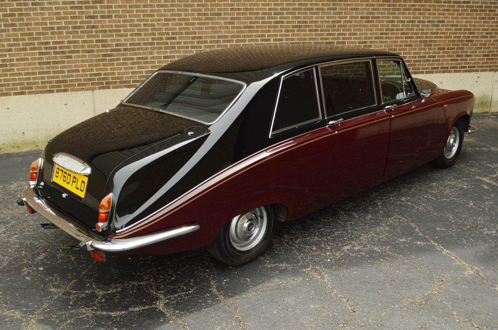 VERY RARE 1985 Jaguar Daimler DS 420 Limousine